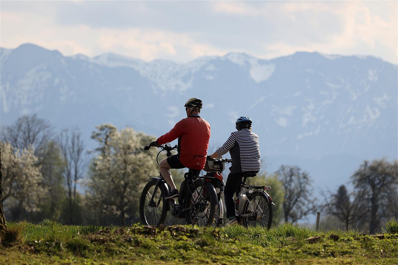 Overstappen op een elektrische fiets